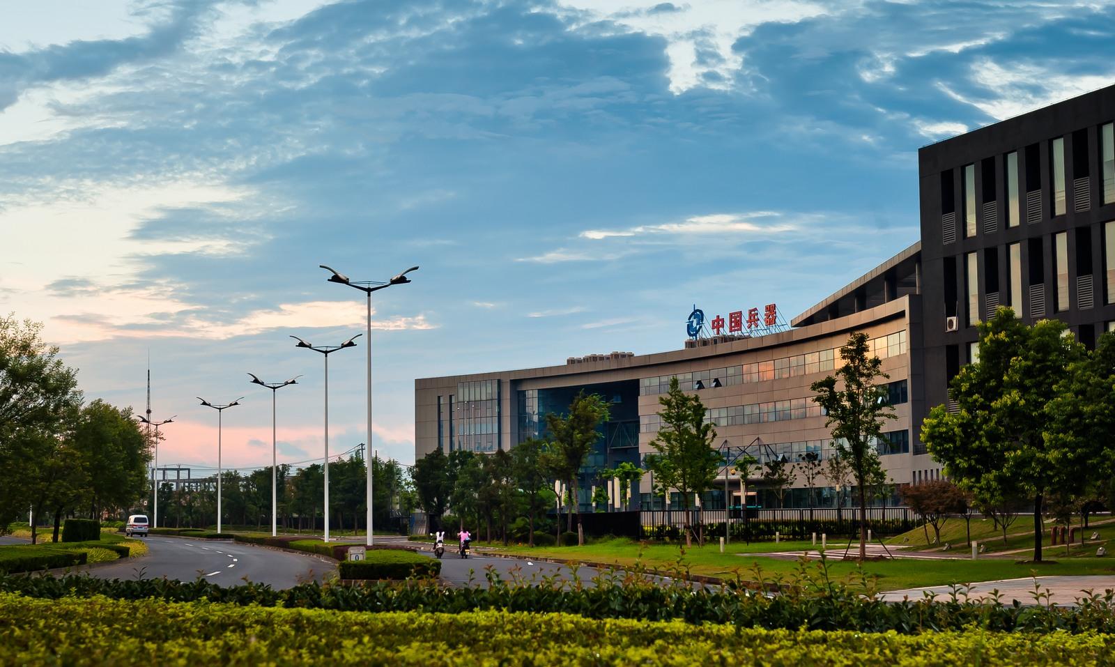 中国兵器SMT检测设备合作案例