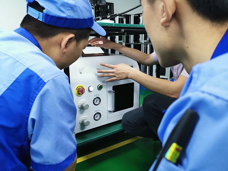 精密吸嘴清洗机在电子贴装的全应用