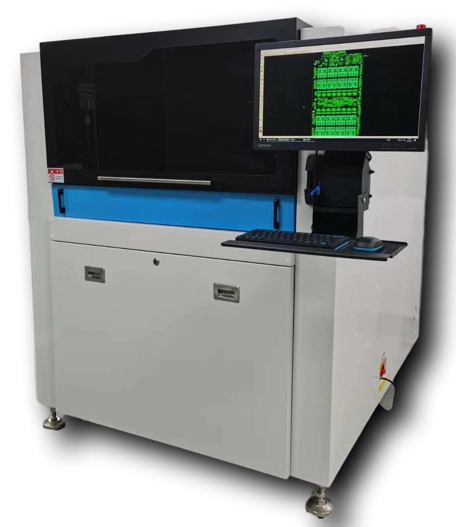 半导体钢网检查机的作用和重要性