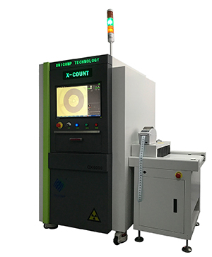 SMD 元器件X射线点料机 CX6000