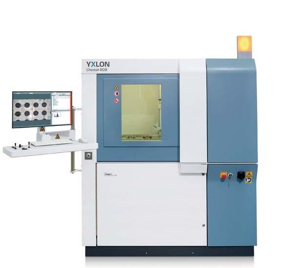 德国YXLON 3D X-RAY CT断层扫描