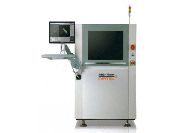 韩国Mirtec在线锡膏测厚仪  MS-11EM