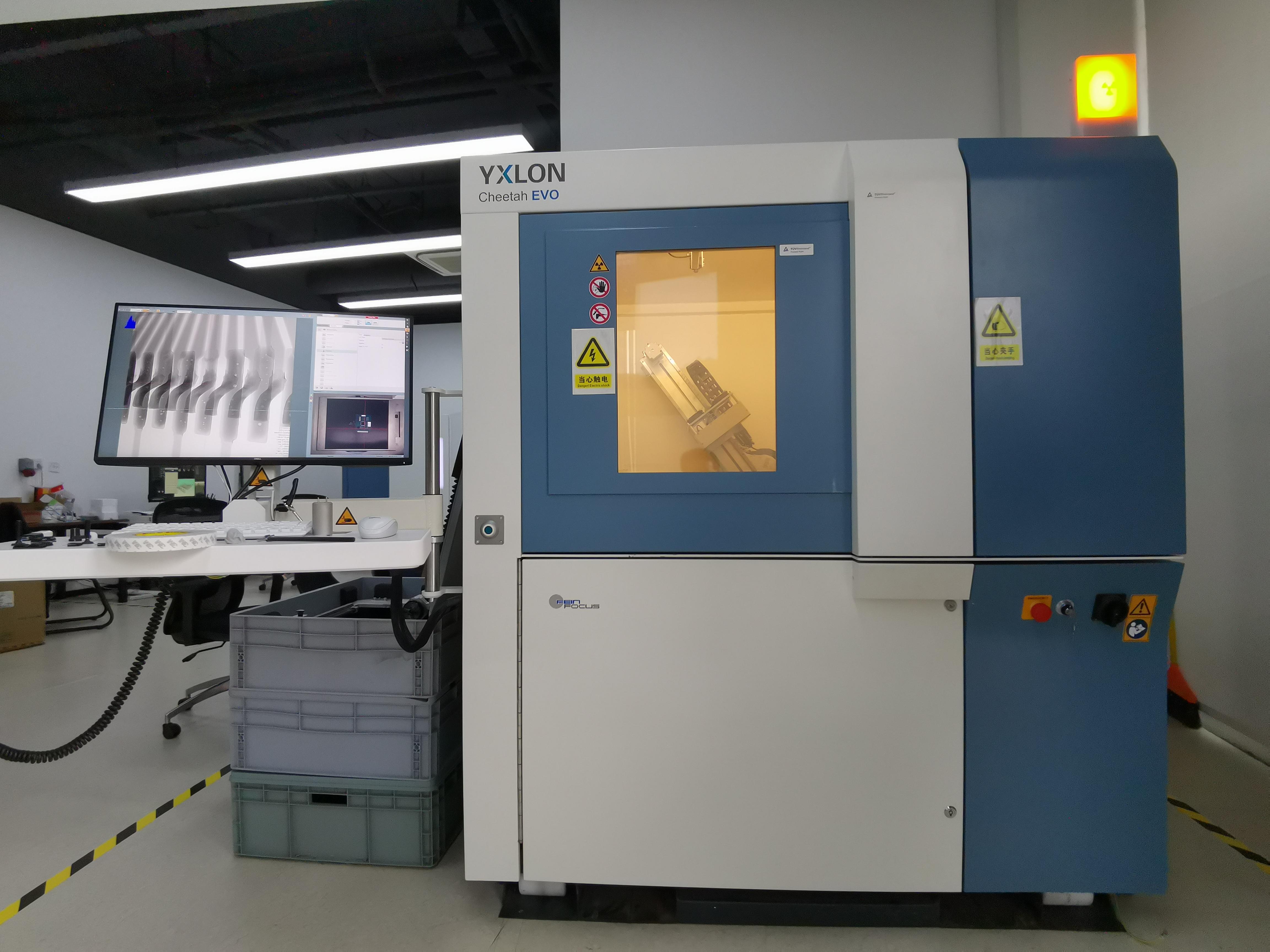 德国YXLON X-RAY为半导体晶圆检测的首选设备
